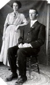 Amanda and George Paskett